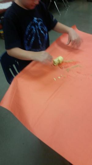 Making Apple Pies
