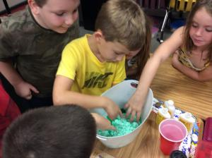 Making Slime