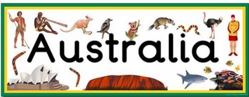 Australia Heading