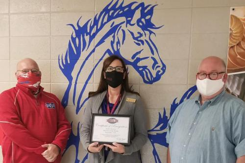 Mustang of the Month