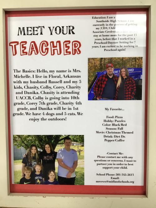Meet the Teachers