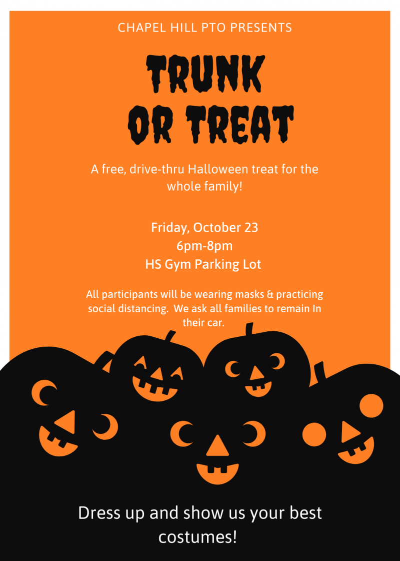 CH PTO Trunk or Treat