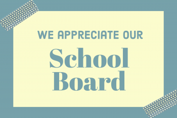 Thumbnail Image for Article January is School Board Appreciation Month