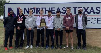 Chapel Hill Cross Country are District Champs!