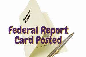 Federal Report Card Dissemination Requirement