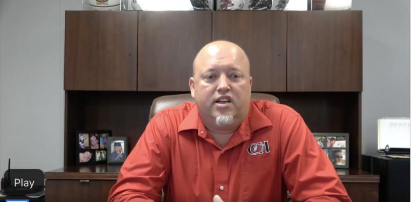 COVID-19 Update from our Superintendent, Mr. Daniel Pritchett