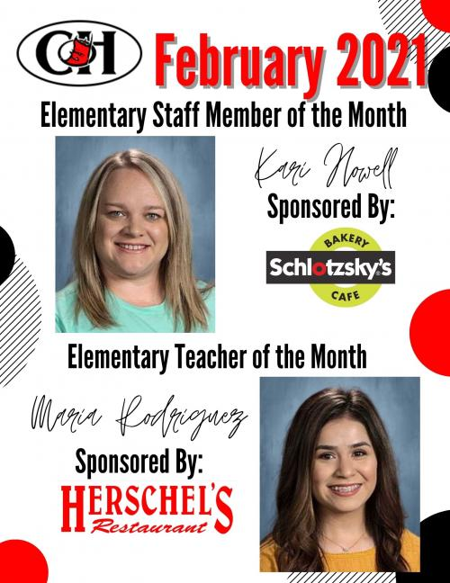 February Elementary Celebration