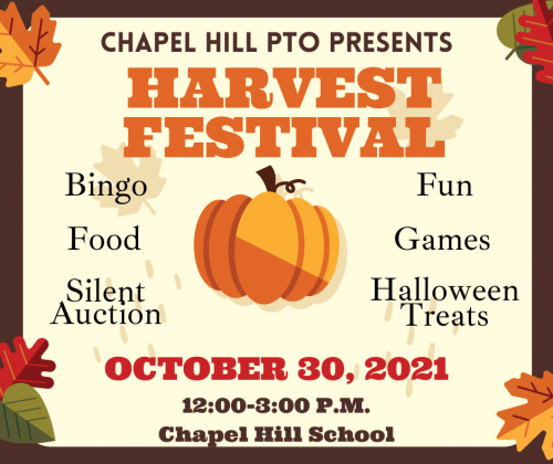 Harvest Festival - English