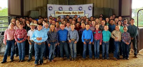 All Livestock Participants