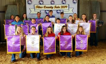 Thumbnail Image for Article Titus County Fair Livestock Results