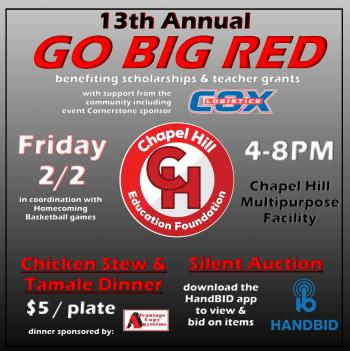 13th Annual Go Big Red