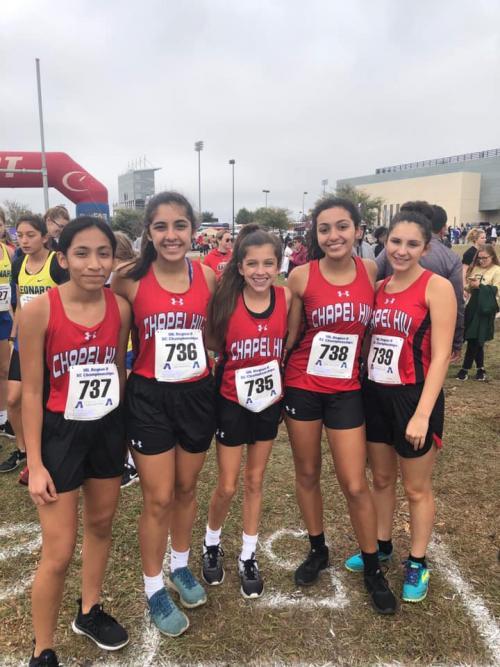 Girl's Team