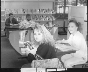 Konawa Public School - Library Candids
