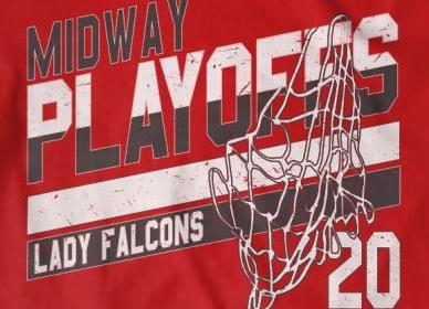 Lady Falcons Playoffs