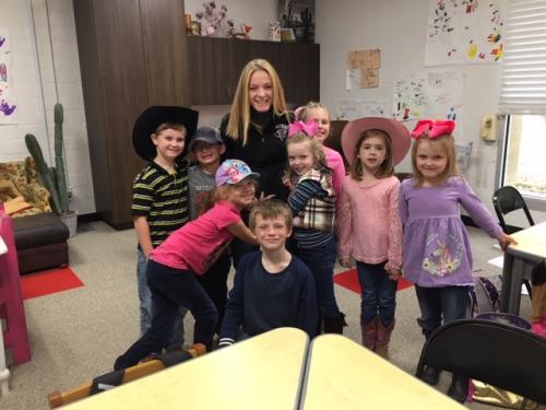 Mrs. Rohmer Teacher of the Month