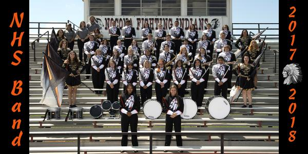 NHS Band Competition