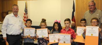 ES Student recognition