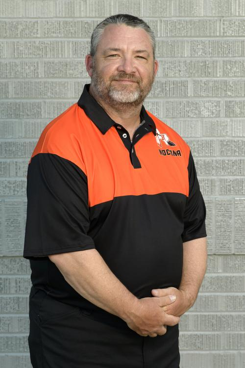 Coach Woodall