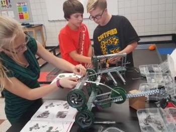 Robot Building