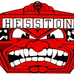 An Image showing Hesston High School
