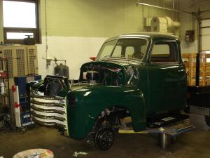 53 Chevy Project