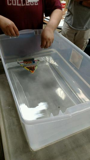 Boat Float Algebra 2