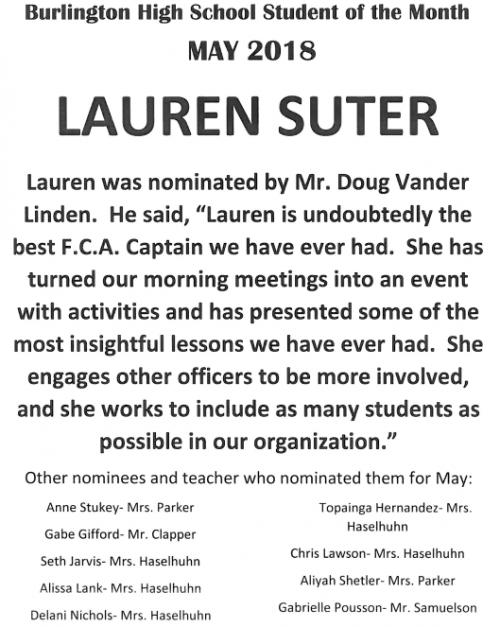 Lauren Suter