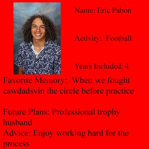 senior bio