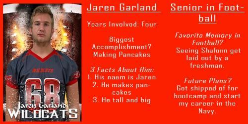 Jaren Garland