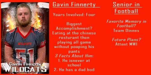 Gavin F
