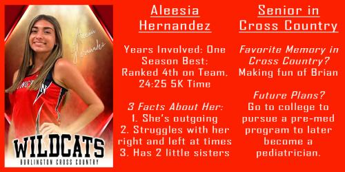Aleesia Hernandez