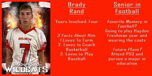 Brady R