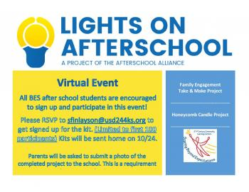 LIGHTS ON AFTER SCHOOL-VIRTUAL EVENT