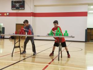 Maddux vs Lincoln in the championship round of the cycle.  Lincoln became the champion.