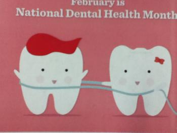 FEBRUARY IS DENTAL HEALTH AWARENESS MONTH