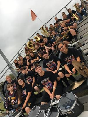 Mass Band / Senior Night November 4th, 2016