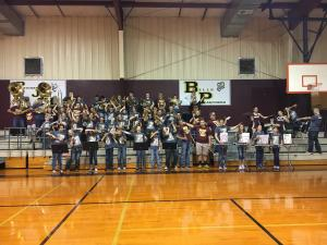 PJH Pep Rally October 29th, 2016