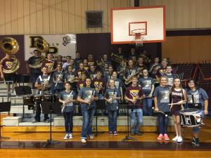 PJH Pep Rally September 27th, 2016