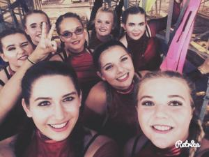 Color Guard 2016