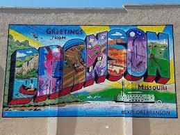 Branson wall art