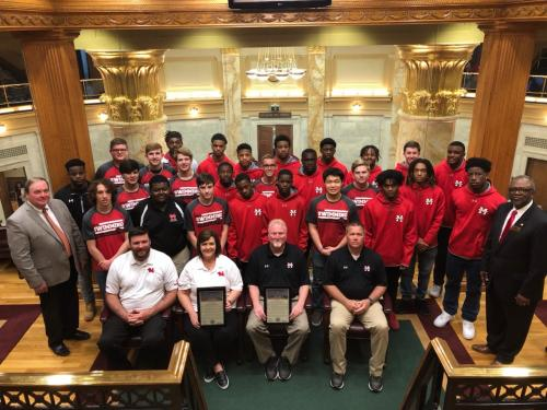 State Champions invited to the State Capitol