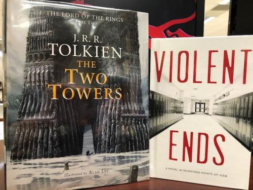 Violent End is the title of one of these books