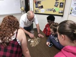 USDA Future Scientists Program Comes to Visit Nettleton