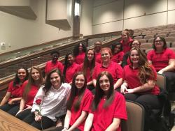FCCLA District 3 Fall Leadership Conference
