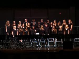 Les Chanteur Christmas Concert 2018