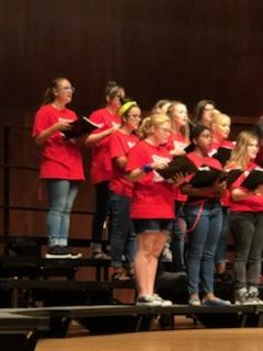 Jr. High Female Chorus ASU Choir Camp