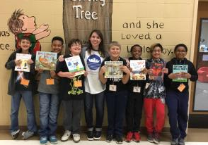 Junior Auxiliary Book Club