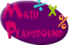 Image that corresponds to Math Playground