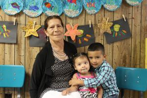 Grandparent's Day 2014 - Diego Marquez