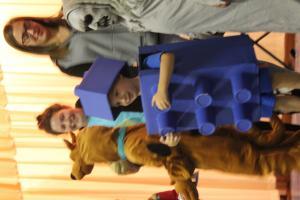 Prize Winning Costume!